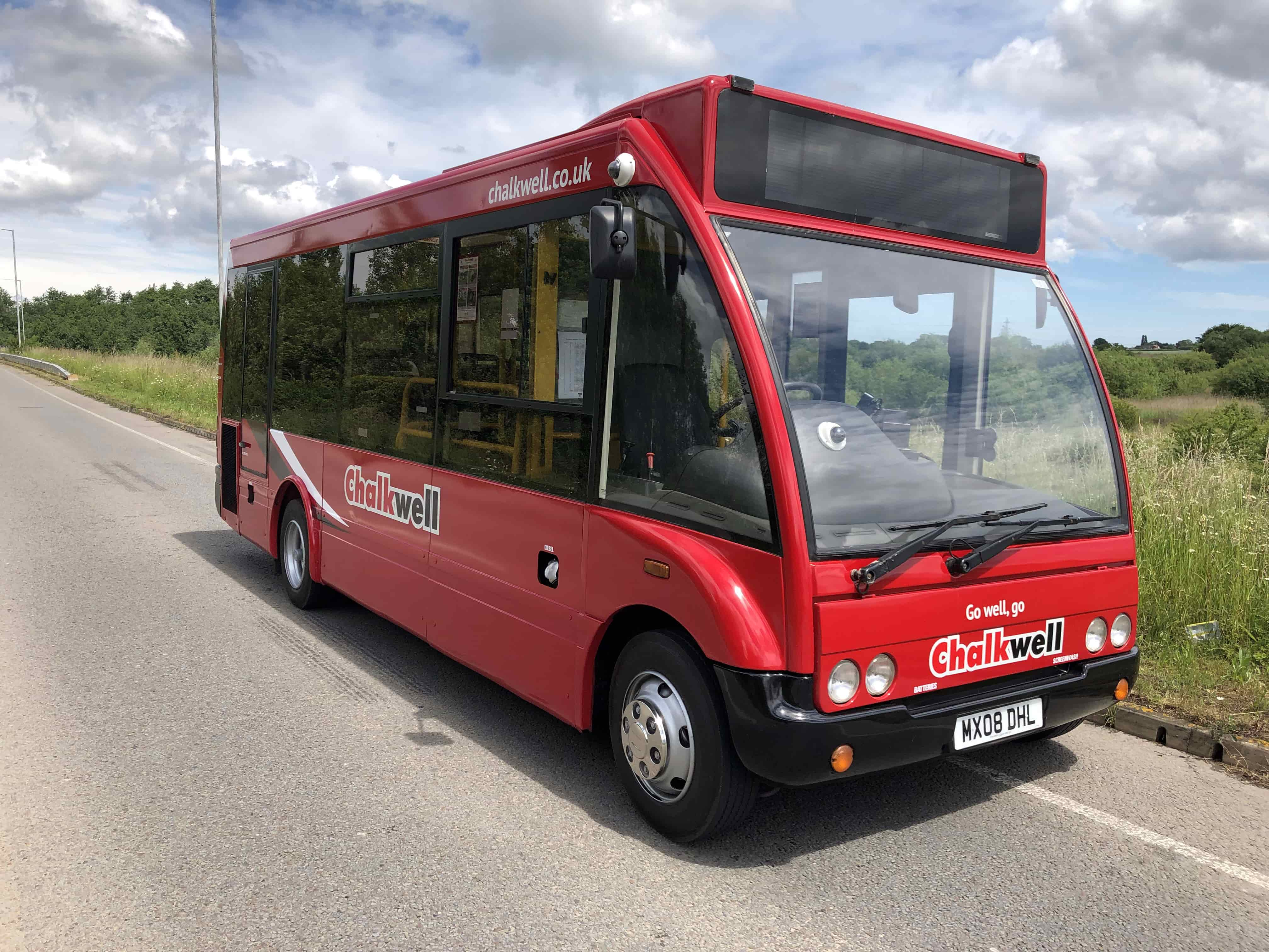 Ultra Low Emission Buses for Swale
