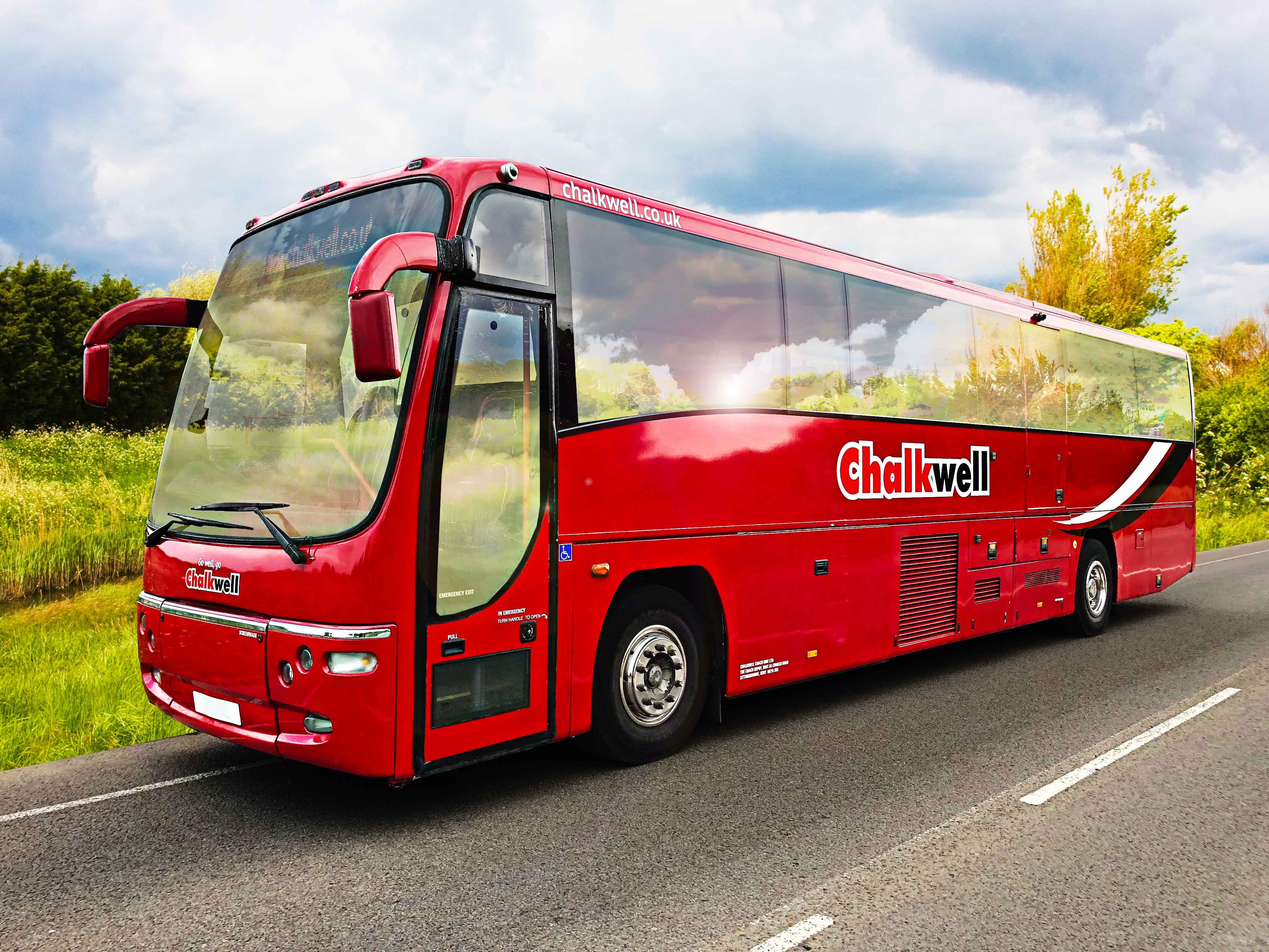 Chalkwell Featured in Bus and Coach Buyer Magazine