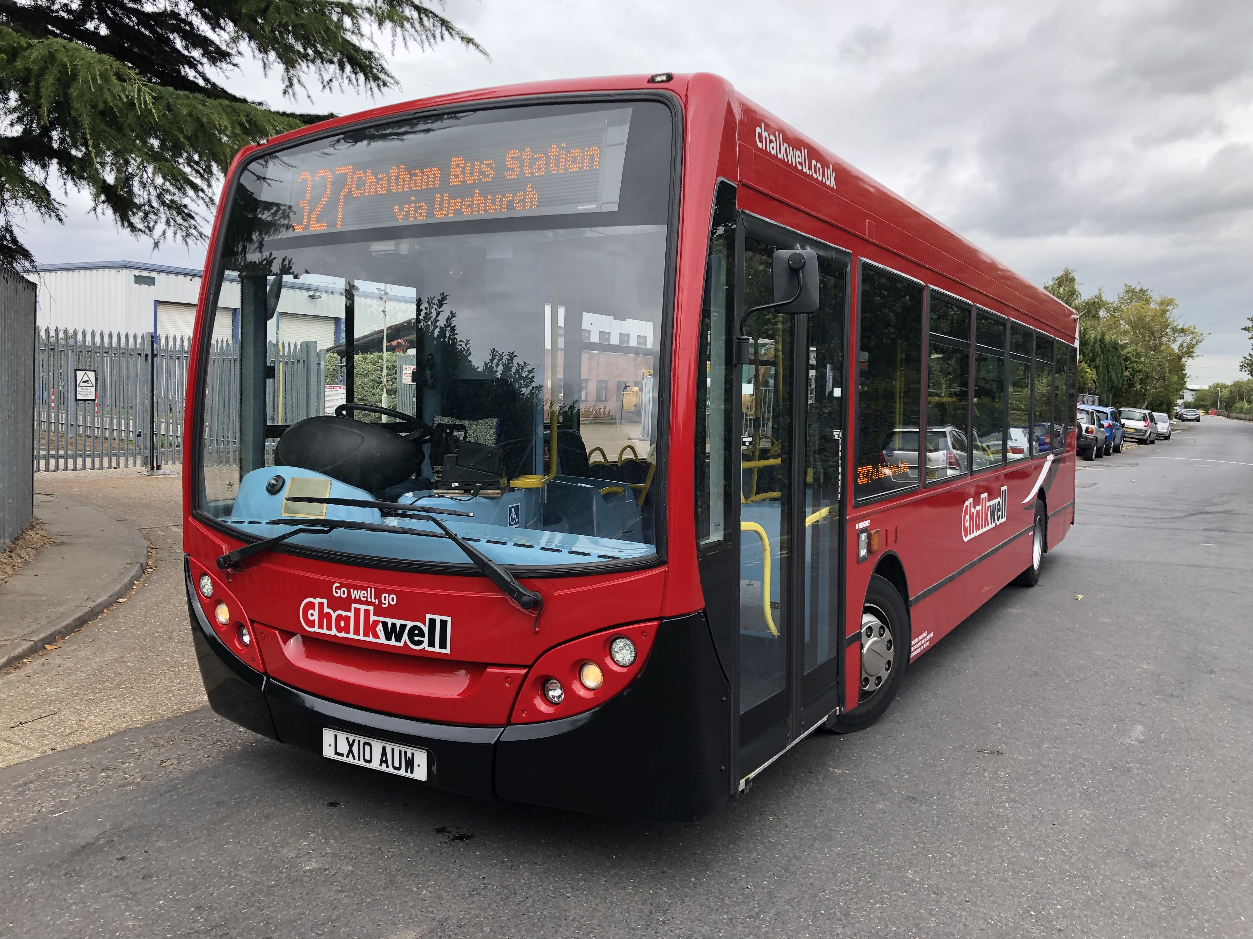 Changes to 326/327/328 Bus Service 31st August 2021