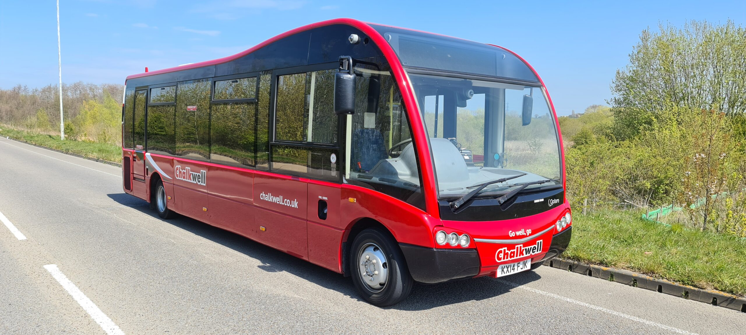 Chalkwell to Take Over 360/361 Bus Service